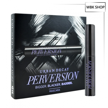 Urban Decay PERVERSION 睫毛膏 3ml - WBK SHOP