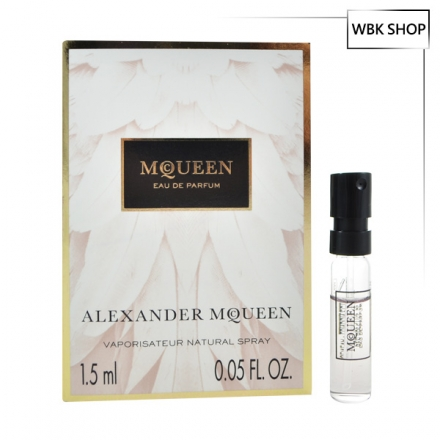Alexander McQueen 女性淡香精 針管小香 1.5ml Perfume EDP - WBK SHOP