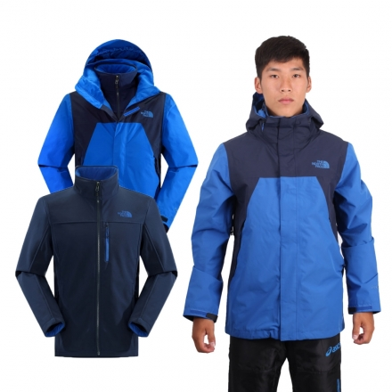 THE NORTH FACE 男GT APEX兩件式外套( GORE-TEX【03390989】