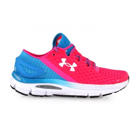 UA UNDER ARMOUR Speedform Gemini2女慢跑鞋(【02015477】