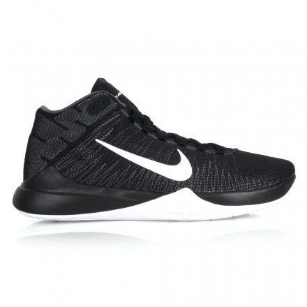 NIKE ZOOM ASCENTION 男籃球鞋(免運 高筒【02015527】