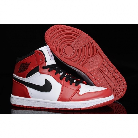 "Air Jordan 1 Retro OG High ""Chicago""原裝正標篮球鞋 男款"