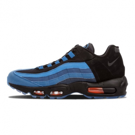 Nike Air Max 95 LJ QSlebron james配色氣墊跑鞋 情侶款