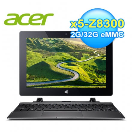 acer 宏碁 One 10 S1003-19QB 2in1筆電 黑