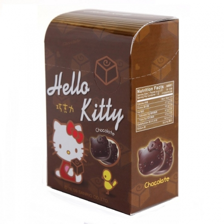 [大買家]甘百世Hello Kitty 巧克力(30g/盒)