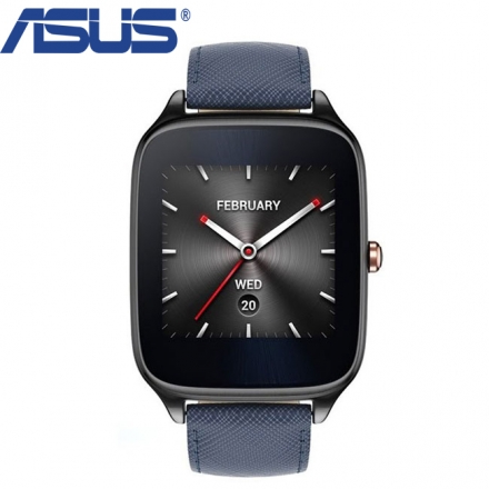 【ASUS】ZenWatch2 智慧錶  WI501Q(伯爵藍)