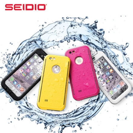 (福利i品) Seidio Obex iPhone 6/6s Plus (5.5吋) 防水殼