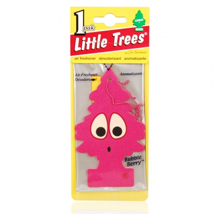 LITTLE TREES 淘氣莓果Bubble Berry Pink(10g)