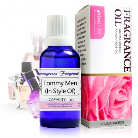 【香草工房】Tommy Men(In Style Of)香精100ml