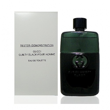 Gucci Guilty Black 罪愛夜 - 男性淡香水 90ml Tester 包裝