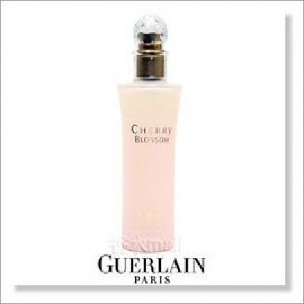 GUERLAIN Cherry Blossom Eau De Toilet Spray 白柔櫻花限量絕版香水 35ml