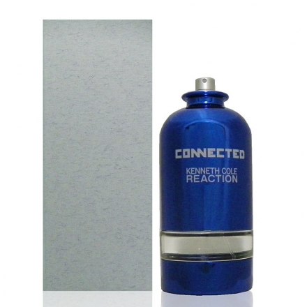 Kenneth Cole Connected Men 心電感應男性淡香水125ml Tester 包裝