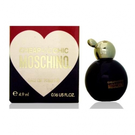 Moschino Cheap & Chic Eau de Toilette 奧莉薇淡香水 4.9ml