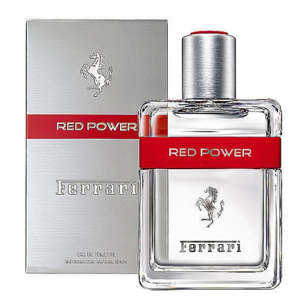 Ferrari Red Power Eau de Toilette Spray 熱力淡香水 75ml