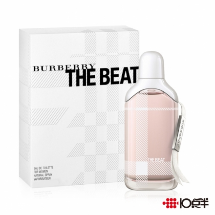 BURBERRY The Beat 節奏 女性淡香水 50ml *10點半美妝館*