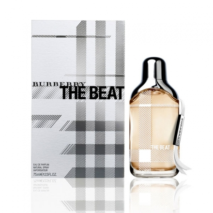 BURBERRY The Beat 節奏 女性淡香水 75ml *10點半美妝館*