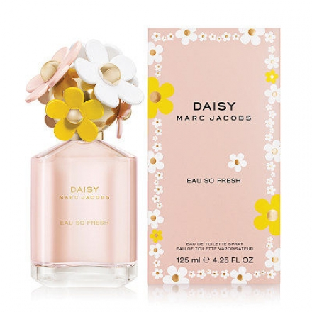 Marc Jacobs Daisy Eau So Fresh 清甜雛菊 女性淡香水 125ml *10點半美妝館*