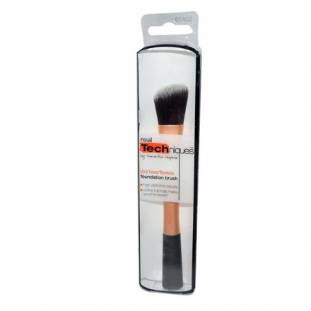 RT扁型粉底刷Real Techniques Foundation Brush