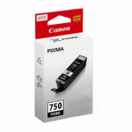 CANON PGI-750BK 原廠黑色墨水匣 適用 MG5470/MG5570/MG5670/MG6370/MG7170 /MG7570/MX727/MX927/IP7270/IX6770