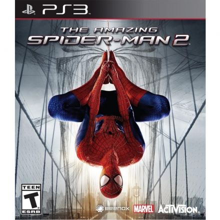 PS3 蜘蛛人:驚奇再起 2 英文美版 The Amazing Spider-Man 2