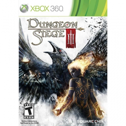 XBOX360 末日危城3 英文美版 DUNGEON SIEGE III 支援XBOX ONE主機