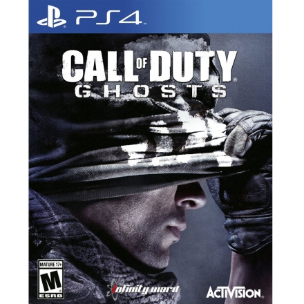 PS4 決勝時刻 魅影 Call of Duty Ghosts 英文美版