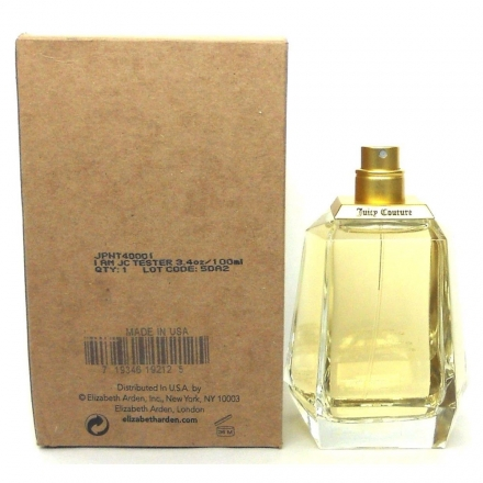 【JUICY COUTURE】I AM JUICY COUTURE 女性淡香精(100ml TESTER)
