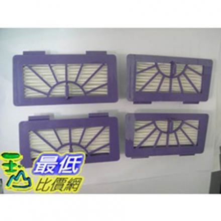 [一組4入] 相容型 Neato Hepa濾網 Neato Pet & Allergy Filter Pack 適用XV21 XV-11 XV-12 XV-14,XV-21,XV-15